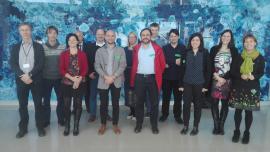 MEDEAS Work-Packages leaders in Barcelona